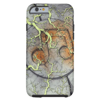 Rooted music note tough iPhone 6 case