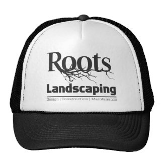 Roots Landscaping Cap