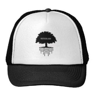 RootsCollider Lid Mesh Hat