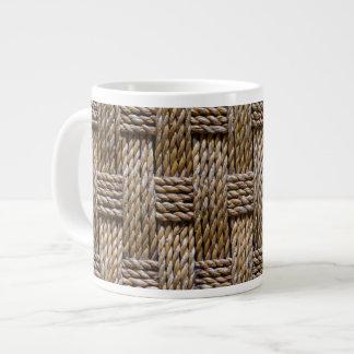 Rope Chair Jumbo Mug