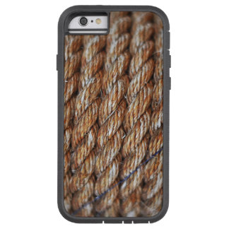 Rope, it's what is used... tough xtreme iPhone 6 case
