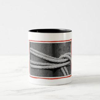 Rope Knot Mug