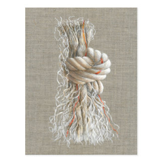 Rope Knot Postcard