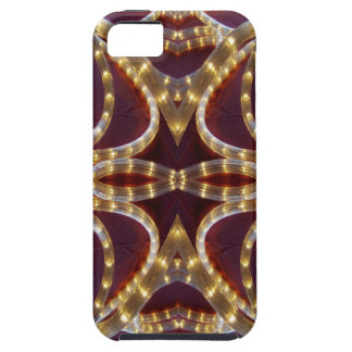 Rope Lights Stage Coach iPhone 5 Cases