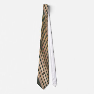 Rope on a wooden docking paltfrom tie