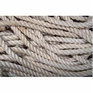 Rope Photo Sculptures