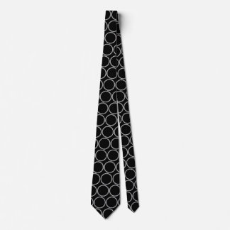 Rope Rings Double Sided Tie