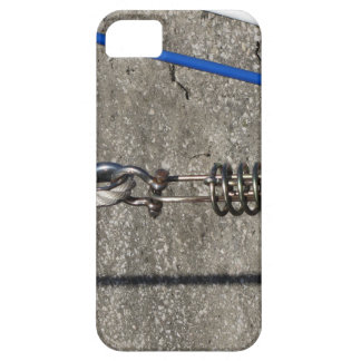 Rope sling with safety anchor shackle iPhone 5 case