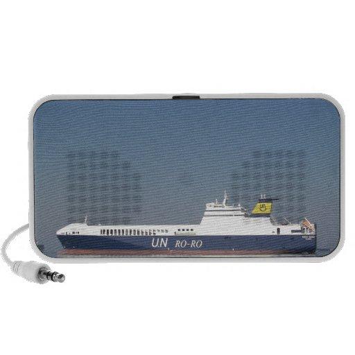 RoRo Ferry Mp3 Speaker