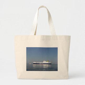 RoRo Ferry Jumbo Tote Bag