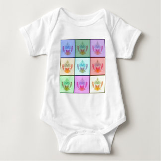 Rors Coll Eight Untitled Baby Bodysuit