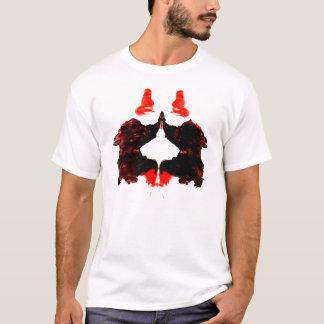 Rorschach Inkblot Number Two T-Shirt