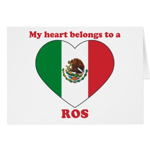 Ros Cards