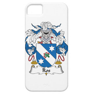 Ros Family Crest iPhone 5 Case