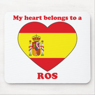 Ros Mouse Pad