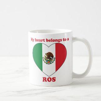 Ros Coffee Mug