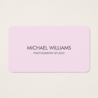 Rosa Business Card