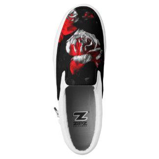 Rosa Calvaria ZIPZ Slip On Shoes