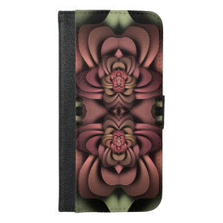 Rosa Canina Erratica iPhone 6/6s Plus Wallet Case