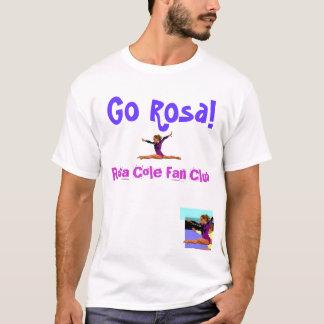 Rosa Cole Fan Club - Customized T-Shirt