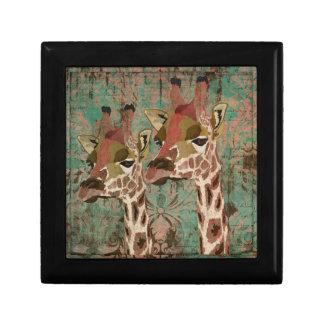 Rosa Giraffes Gift Box