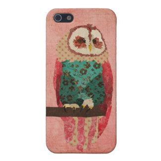 Rosa Owl iPhone Case iPhone 5 Cases