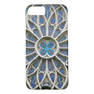 Rosace Gothic vrsac church rosette serbia cathedra iPhone 7 Case