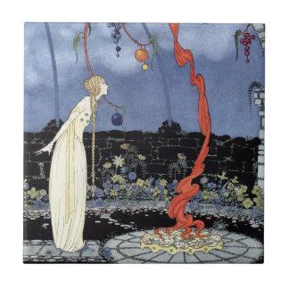 Rosalie by Virginia Frances Sterrett Tile