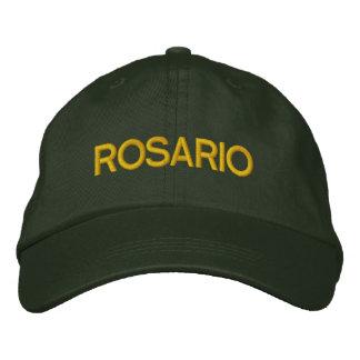 Rosario Cap Embroidered Cap