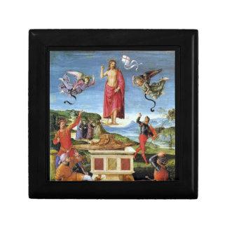 Rosary Box: Kinnaird Resurrection Jewelry Boxes