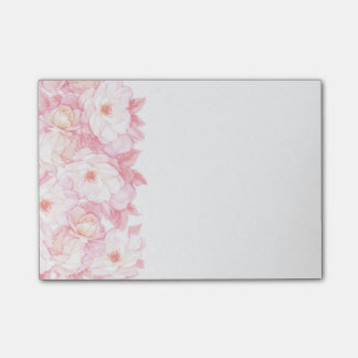 Rosas Vintigas Post-it® Notes