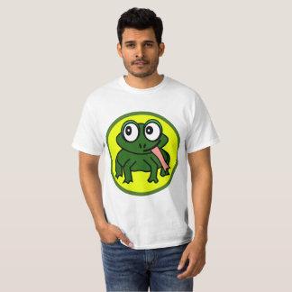 Roscoe Highlegs Cute Frog Men's T-Shirt