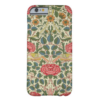 'Rose', 1883 (printed cotton) Barely There iPhone 6 Case