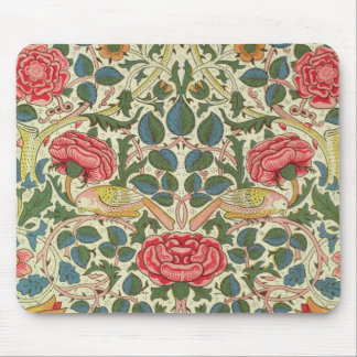 'Rose', 1883 (printed cotton) Mouse Pad