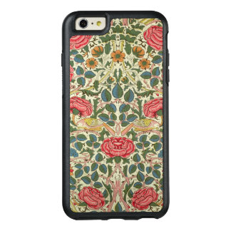 'Rose', 1883 (printed cotton) OtterBox iPhone 6/6s Plus Case