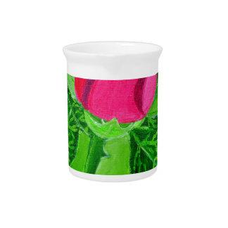 Rose 1a pitcher