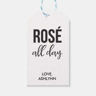 Rose All Day Gift Tags