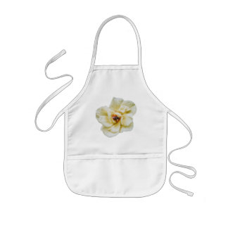 Rose and Bee Kids Apron