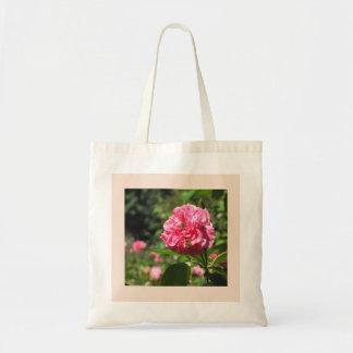 Rose and Bees Tote Bag