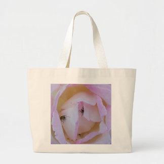 rose and bugs large tote bag