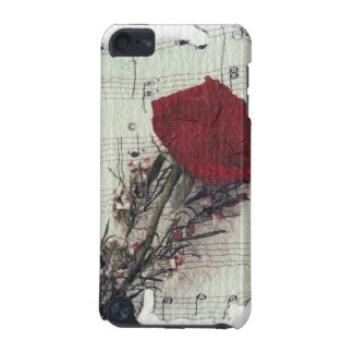 <Rose and Music> by Kim Koza 2 iPod Touch 5G Case