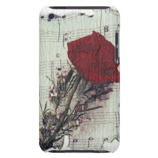 <Rose and Music> by Kim Koza 2 iPod Case-Mate Case