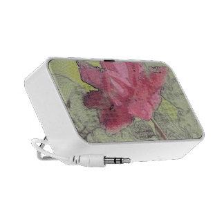 Rose Art iphone Speaker