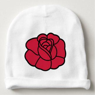 Rose Baby Beanie