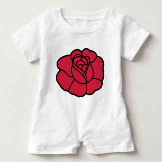 Rose Baby Bodysuit