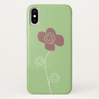 rose-bake iPhone x case