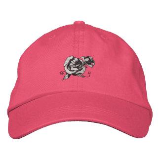 Rose Baseball Cap
