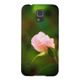 Rose Beauty Case For Galaxy S5