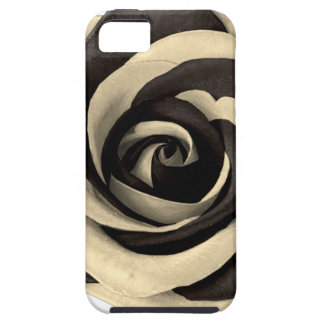 Rose Black Case For The iPhone 5