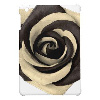 Rose Black iPad Mini Case